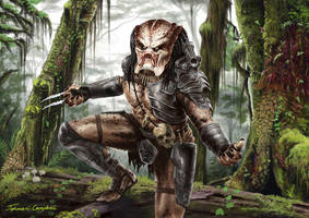 Predator by Jahmani