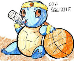 sporty squirtle by pichu900
