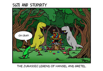 Hansel and Gretel by Size-And-Stupidity