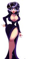 Elvira Mistress of the Dark by Oigresd