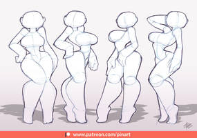 Poses References by Oigresd