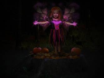 Halloween Magic by Aysha1994raven