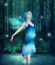 Ballet In Pond by Aysha1994raven