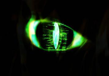 The eye of the dragon by kon-rocks