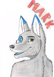 Badge for Mark Wolf by kon-rocks