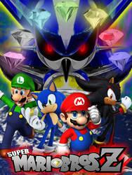 Super Mario Bros. Z by Iron-KoolaidMan