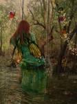 ...always rains on me... by Rumple