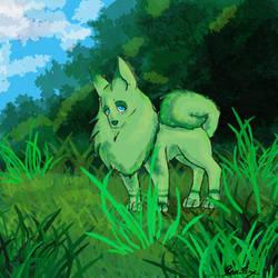 wolf 013 by Renix by Renilichking