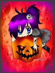 happy halloween (Szuzi) by Renilichking