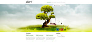 Portfolio site by CreativeDesignsPL
