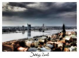 Riga by jaeko