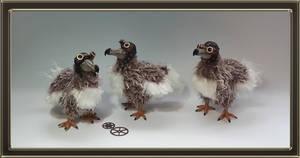 Steambird Dodos by BringBackTheDodo