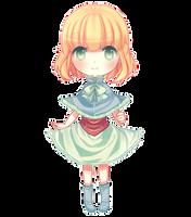 Kazuyo cheeb by mimikkun