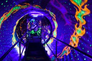 tunnel of terror by xthumbtakx