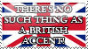 British Accent Stamp by Zibby-Doodles