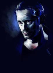 Eric - Blue by kittrose