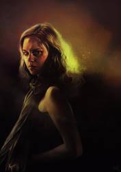 Hermione by kittrose
