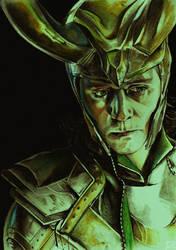 Loki by kittrose