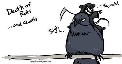 Death of Rats by izumizagari
