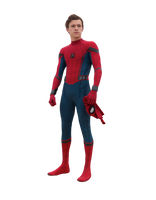 Peter Parker (Spider-Man: Homecoming) PNG #1 by Anna-x-Anarchy