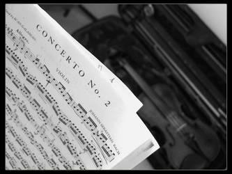 Bach's Nightmare: b+w by haydskies
