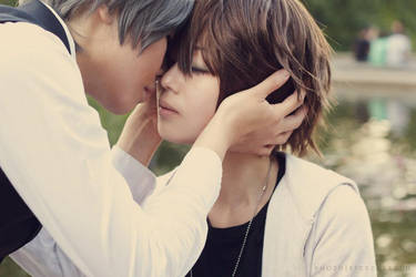 Junjou Kiss by LostDonut