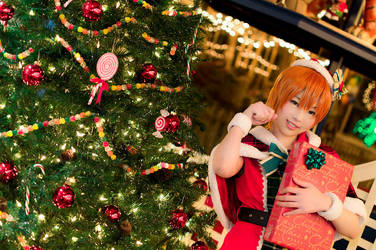 Merry Christmas by LostDonut