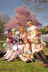 Sakura Festival by LostDonut