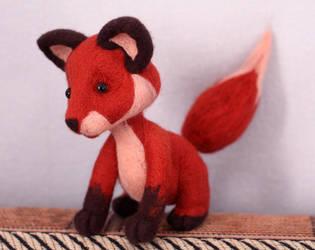 Fox by SvetLany