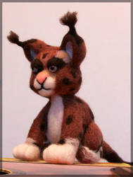 Lynx by SvetLany