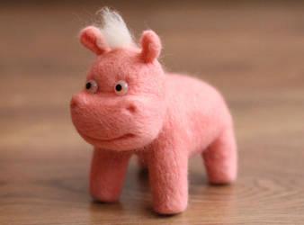 Hippo by SvetLany
