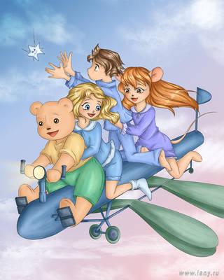Lets fly by SvetLany
