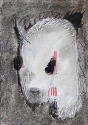 Panda by BeastyArt