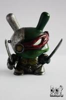NinjaTurtle Chuckboy (Raphael) by PatrickL
