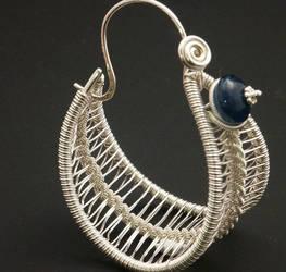 Eureka! Earrings by WiredElements