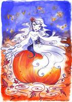 Fantome-d'halloween by Ozmoze-Land