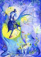Drole de nuit by Ozmoze-Land