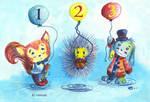 Ballon by Ozmoze-Land