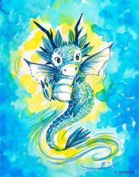 Dragon-chibi by Ozmoze-Land