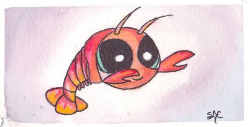 Li'l Crawfish by Starchasm