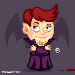 Vampire by AhNinniah