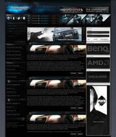 myDivision Screendesign by FreddyderSpanner