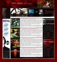 Team-Xentic Screendesign by FreddyderSpanner
