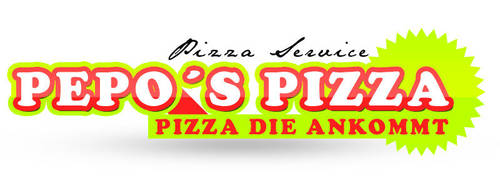 Pepos Pizza Logotype by FreddyderSpanner
