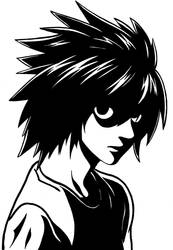 Lawliet by WhitedoveHemlock