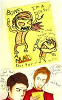 Jim doodles by Migime