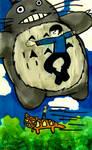 Totoro CRACK by Migime