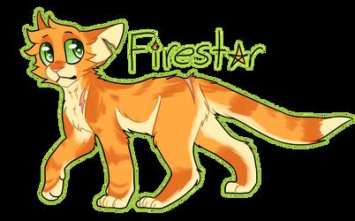 Firestar by PhoenixAlikan
