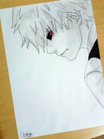KANEKI KEN SIDE B by SnitchWing
