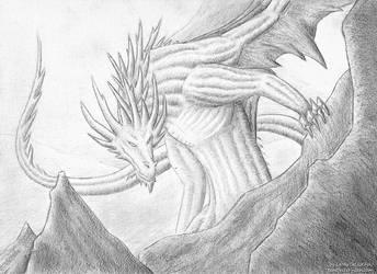 Dragon by LeMuTaLisKFoU